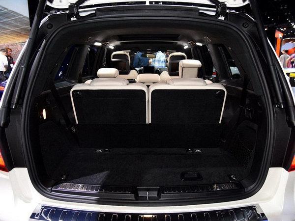 17款奔驰GLS63行情 潮流先驱高性能一哥-图7