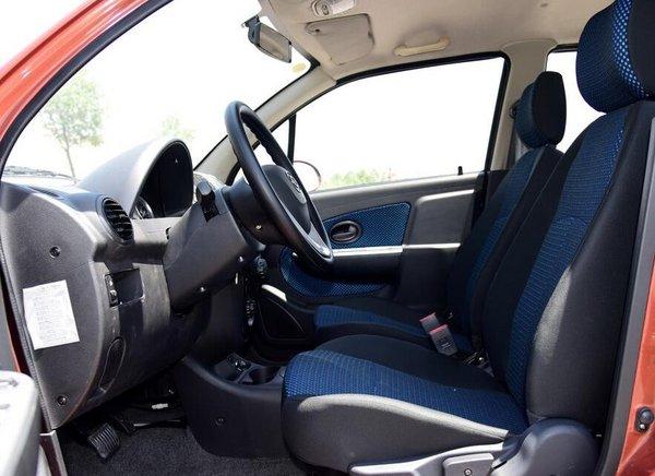 海马爱尚EV160上市 惊天补贴价4.98万元-图2
