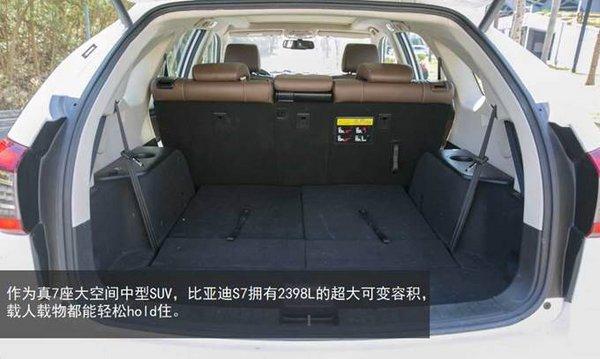 热门SUV大比拼 S7、H6、博越谁更具优势-图2