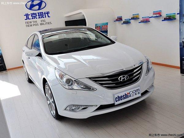北京现代索纳塔八最高优惠5万 现车充足-图2