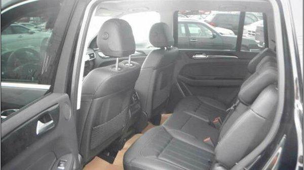 17款奔驰GLS450促销 奔驰八月放价到底-图5