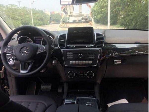 17款奔驰GLS450价格 奔驰GLS450底价走量-图4