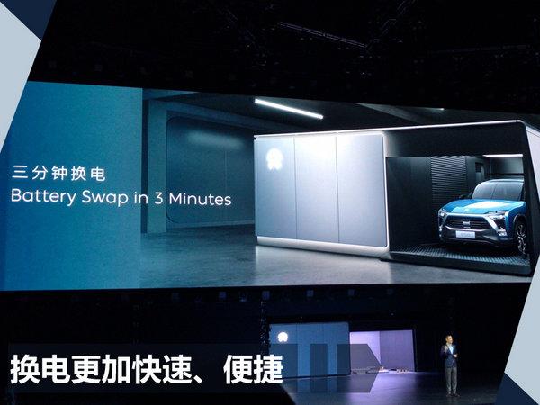 蔚来ES8首款纯电SUV上市 补贴前售34.8万起-图2