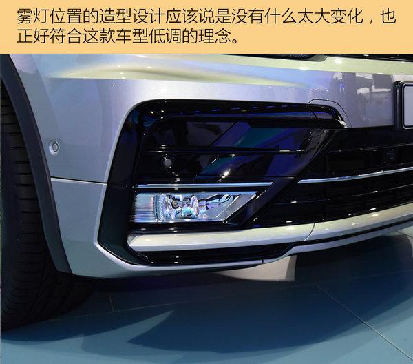 '这不是大迈X7' 全新一代Tiguan车展实拍-图5