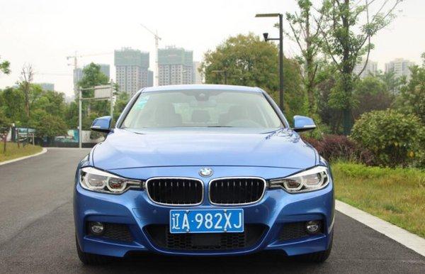 动力就像存款  试驾BMW330LI-图2