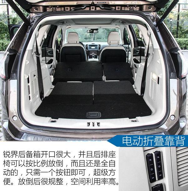 深藏不露的动力 福特锐界V6旗舰版试驾-图8