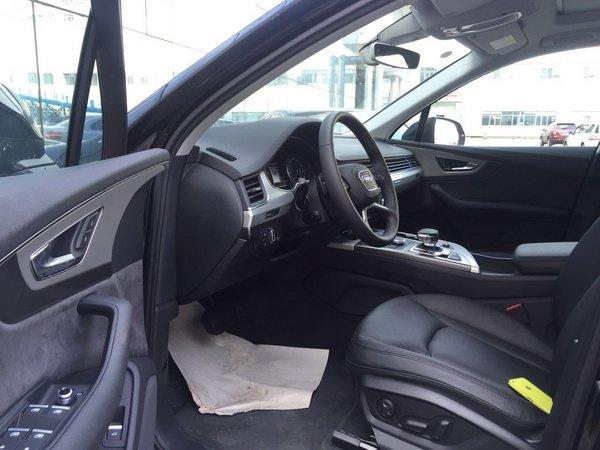 奥迪Q7科技配置高颜值SUV 肆虐底价畅卖-图7
