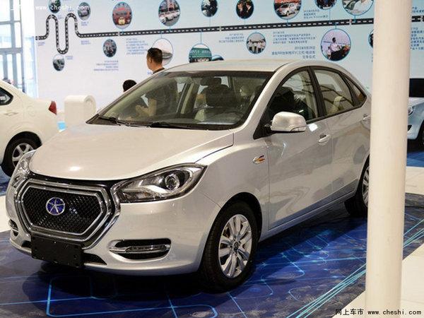 动未来 新能源电动汽车品牌车型 -江淮iEV 北汽EV系列 北京车市高清图片