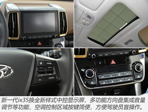 北京现代新ix35正式上市 售价XX-XX万元-图7