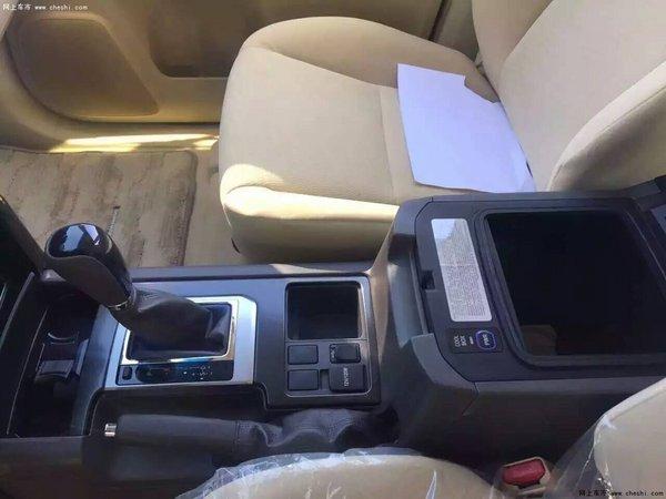 16款兰德酷路泽4600 中东版V8陆巡新行情-图7