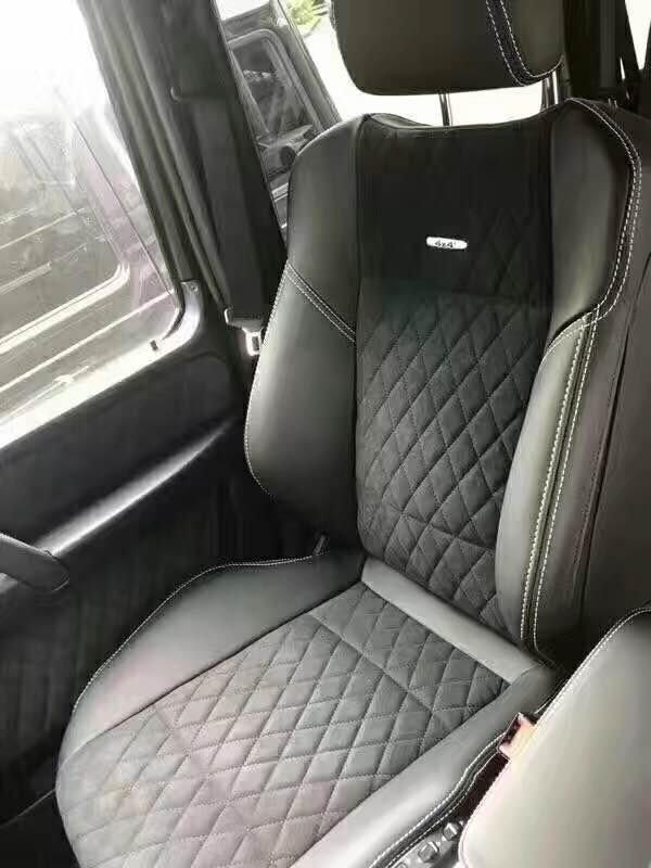 17款奔驰G500新行情 4x4越野王惠不封顶-图5