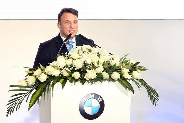 BMW授权经销商 北京博得宝宝马盛大开业-图3