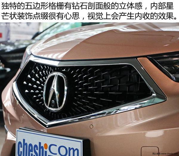 品牌复兴就靠你了!广汽讴歌CDX四驱版 实拍-图7