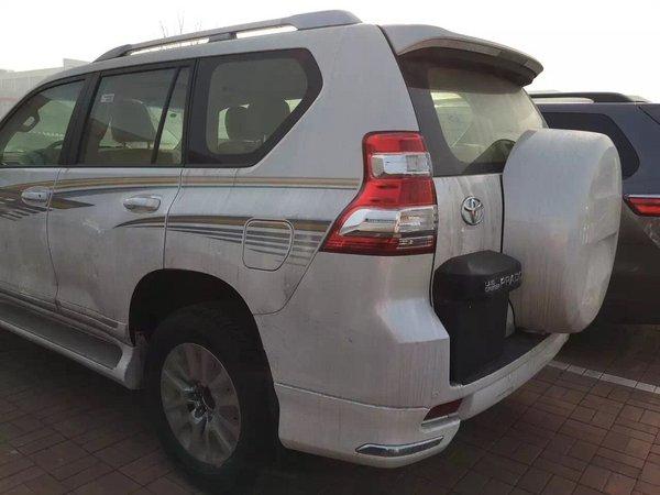 丰田霸道4000 高效性能普拉多最低价成交-图4