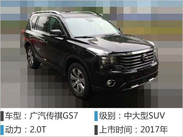 18款新车下月密集发布 SUV车型占五成-图8
