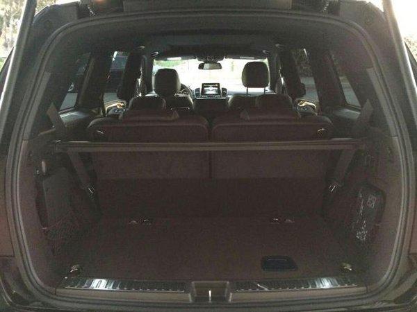 17款奔驰GLS450高性价 舒适越野不可言传-图7