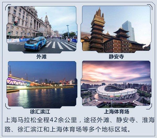 上海马拉松上的特殊选手 BMW i3表现怎么样?-图2