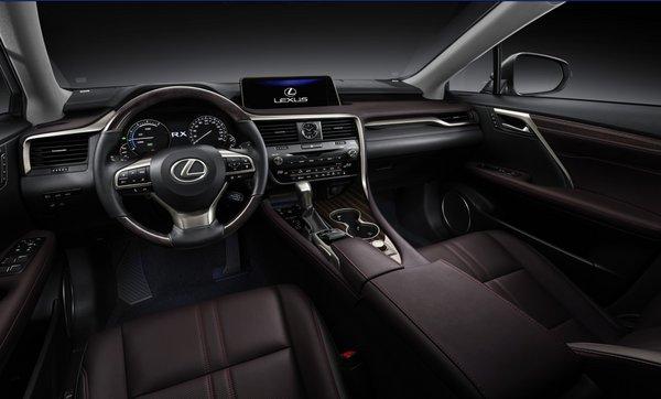 雷克萨斯RX现车销售 售41.8万起-图2
