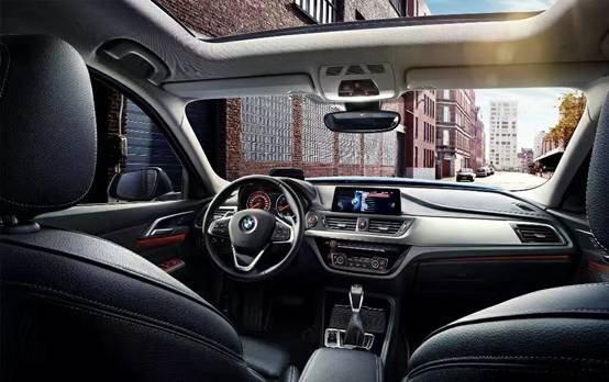 全新BMW 1系运动轿车为年轻人而来-图8