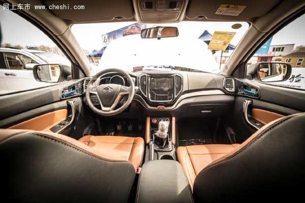 见证豪擎  品味长安CX70T 魅力宁夏试驾-图17