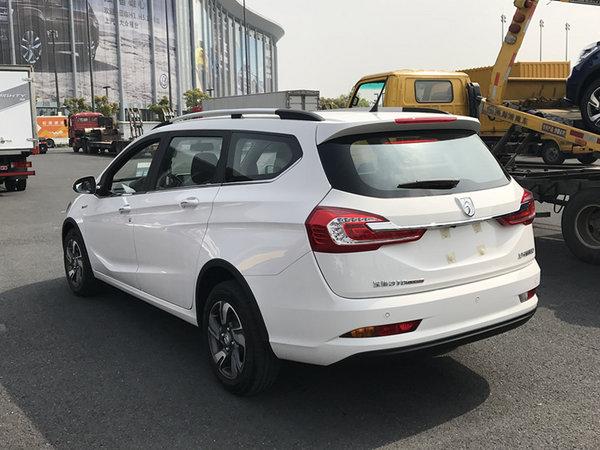 2017上海车展探馆 国民宝骏310加长了-图3