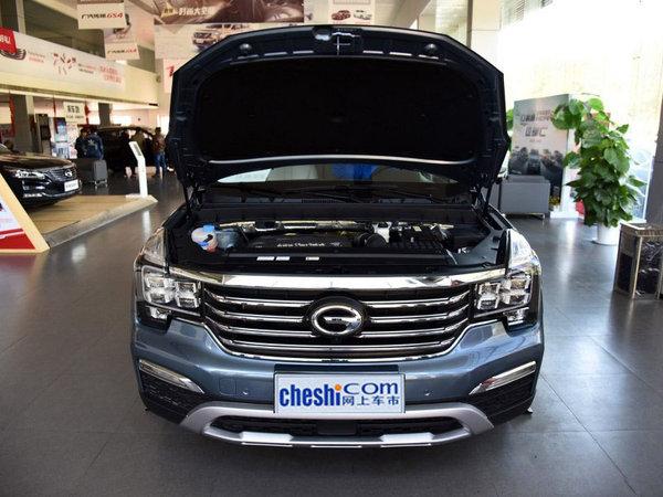 传祺GS8售价16.38万起 降价竞争哈弗H7-图4