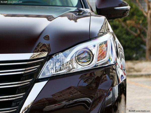 既能装X还很便宜的四款车!斯汀格/皇冠/XEL/XTS-图2