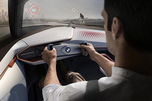 预示未来 宝马100周年概念车于国内首发-图2