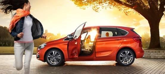 轻松开启旅行模式--创新BMW 2系旅行车-图1