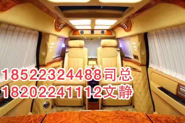 奔驰GLS550加长5.98米独家预定非你莫属