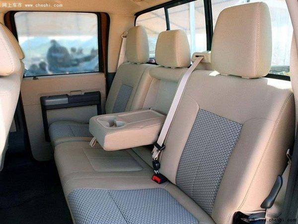 福特F350柴油SUV皮卡价格 开年大戏F350高清图片