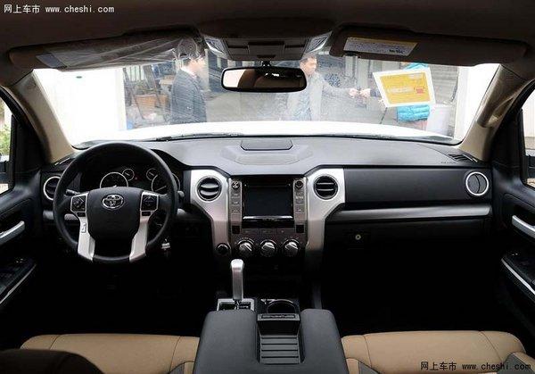 2014款丰田坦途皮卡 配置丰富优惠巨献