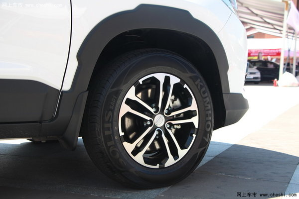 动感双T都市SUV 比速T3自动挡云南上市-图9