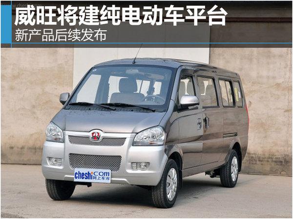 威旺将建纯电动车平台 新产品后续发布-图1