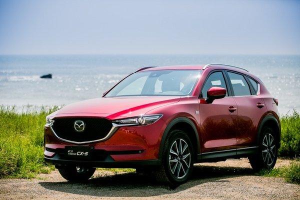 """感官觉醒 """"驭·鉴""""第二代Mazda CX-5-图1"""