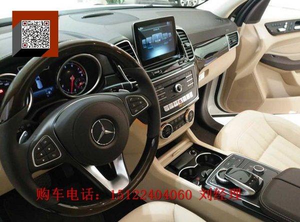 2017款奔驰GLS450 底价再现津门惠战到底-图7