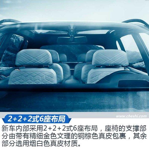 近赏宝马X7插电式混动概念车 超大空间新境界-图4