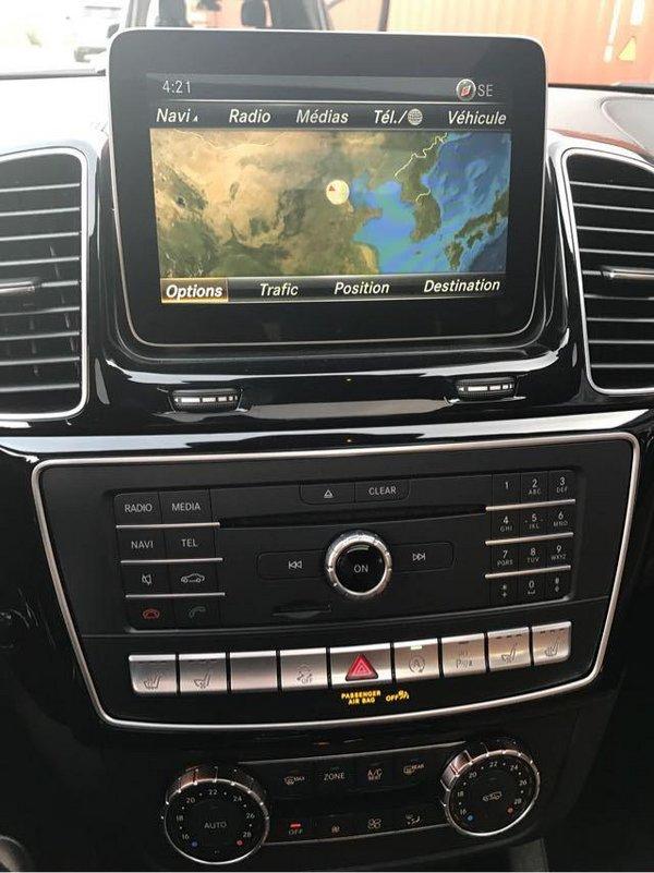 2017款奔驰GLS450  一睹领跑先驱新风采-图5
