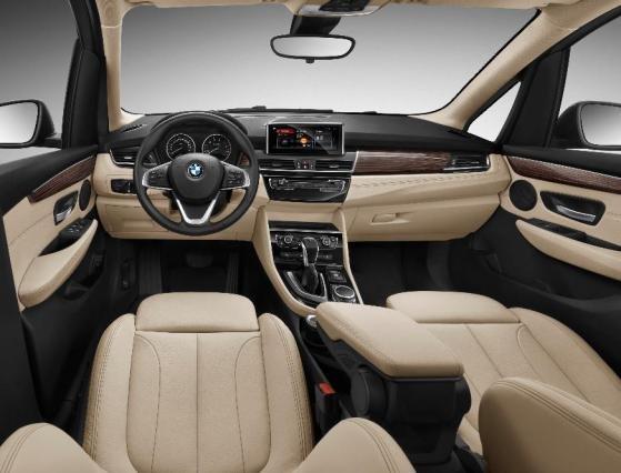 新BMW 2系旅行车 二胎时代的出行新方式-图7