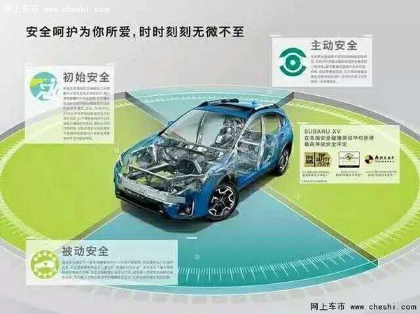 16款XV将于第二十七届五一国际车展上市-图4