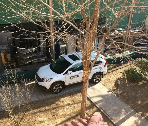 以车会友,以友会心  访CR-V车主赵晓军-图5