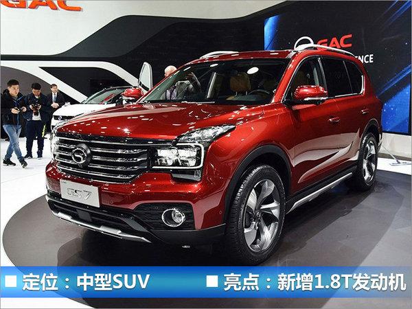 提振销量的催化剂 车展八大中国品牌新SUV-图7