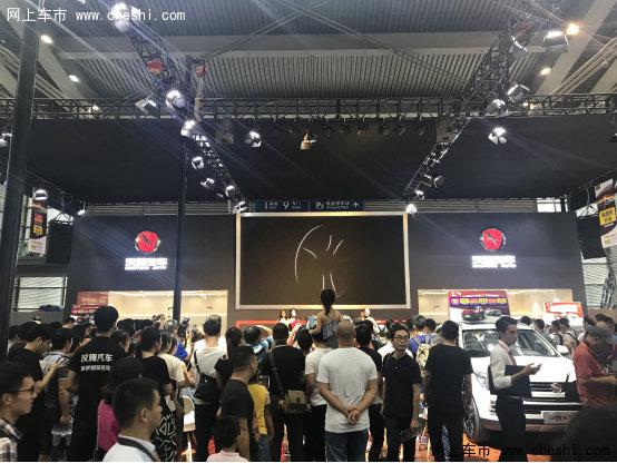 """""""新生代品智SUV""""汉腾X5深圳预售9.88万-图2"""
