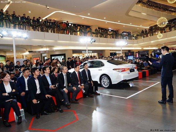 全新第八代凯美瑞深圳上市 全国订单3万-图8