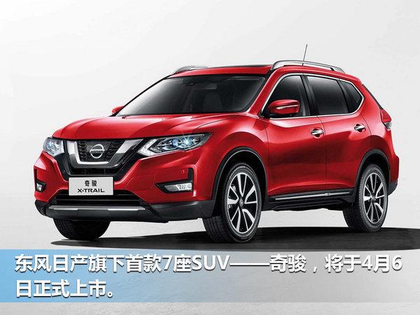 东风日产一季度销量超22万 推2款新SUV-图4