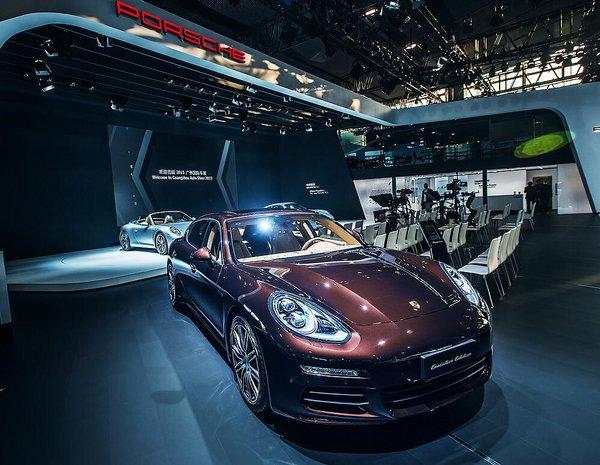 高效动力 保时捷新911 Carrera中国首发_911_进口新车-网上车市