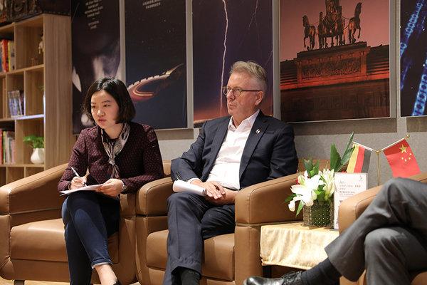 未来将推电动车 专访宝沃全球CEO华立新-图2