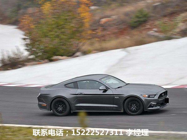 2017款福特野马2.3T 4座酷跑34.5万秒购-图2