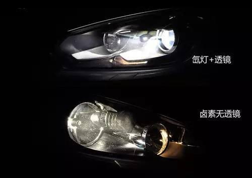 """""""灯""""峰造极,看汽车大灯技术的演进-图12"""