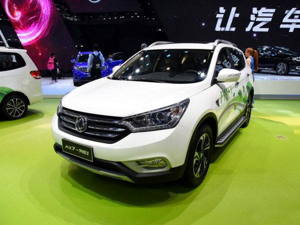 2016北京车展 首发中国SUV/MPV车型汇总-图1